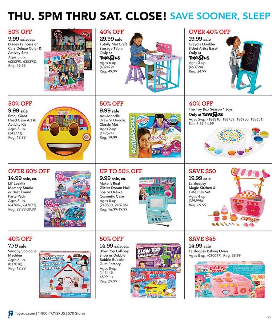 Art / Kitchen Playsets