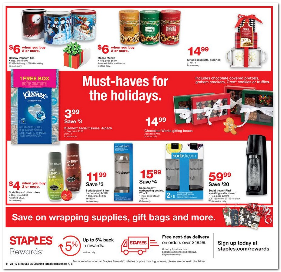 Holiday Gifts / SodaStream