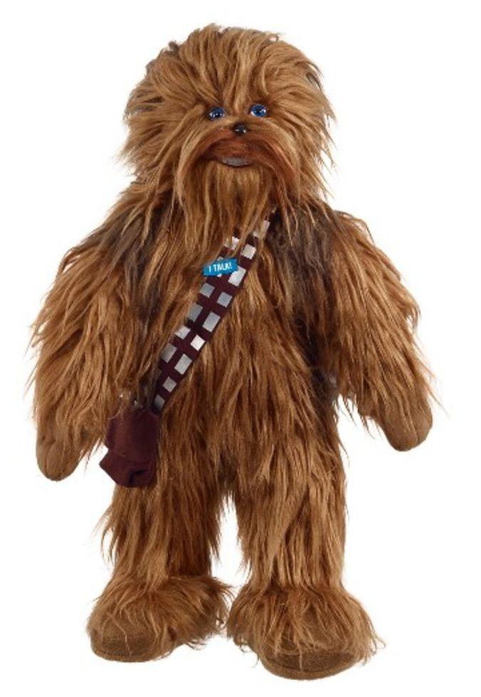 Star Wars Mega Poseable Roaring Chewbacca  $20 at Target online deal