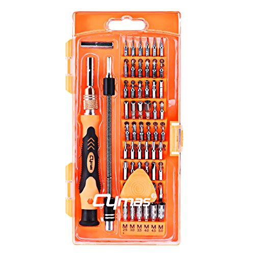 cymas 58 in 1 precision screwdriver set at amazon ben 39 s bargains. Black Bedroom Furniture Sets. Home Design Ideas
