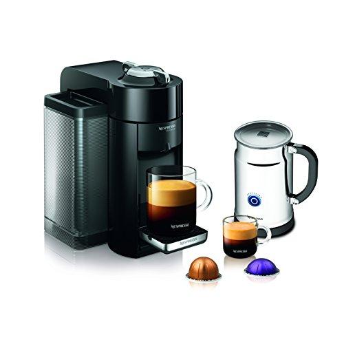 Nespresso VertuoLine Coffee & Espresso Maker + Frother  $100 at Amazon online deal