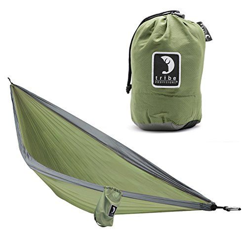 Tribe Provisions Portable Adventure Hammock  $12 at Amazon online deal