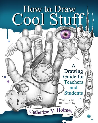 How to Draw Cool Stuff: A Drawing Guide eBook  $0 at Amazon online deal