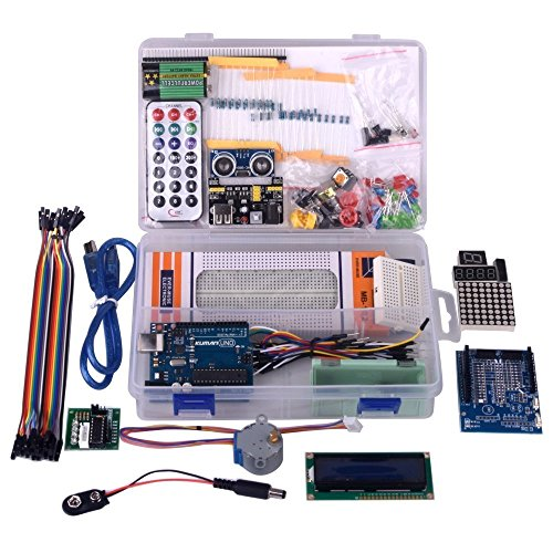 Kuman  Arduino Project Complete Starter Kit  $24 at Amazon online deal