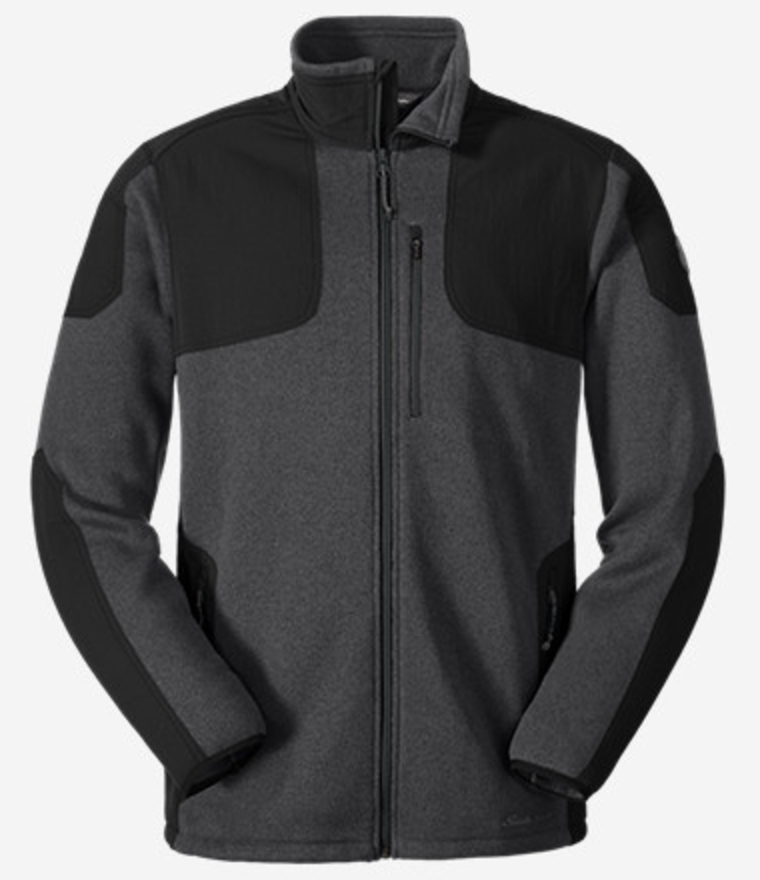 Eddie Bauer Daybreak IR Men's Fleece Jacket  $35 at Eddie Bauer online deal