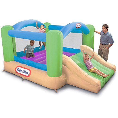 Little Tikes Jump 'n Slide Bouncer  $117 at Jet.com online deal