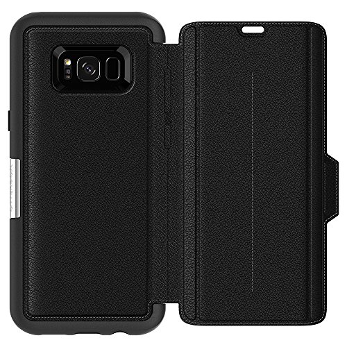 OtterBox STRADA Samsung Galaxy S8+ Leather Case  $33 at Amazon online deal