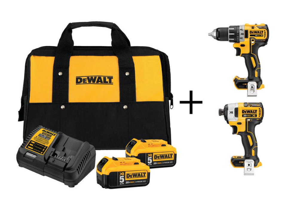 The dewalt dwfp gauge brad nailer is designed The dewalt dwfp gauge brad nailer is designed with a long-life maintenance-free motor to keep from staining the work surface. This nailer features a tool-free depth-of-drive adjustment with detents for proper and consistent setting of nails.