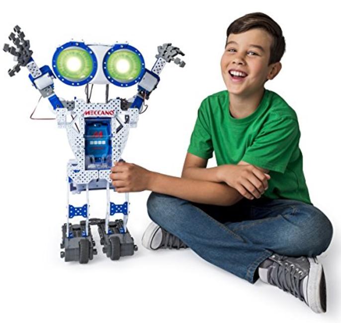 Meccano Meccanoid 2.0 Personal Robot  $47 at Jet.com online deal