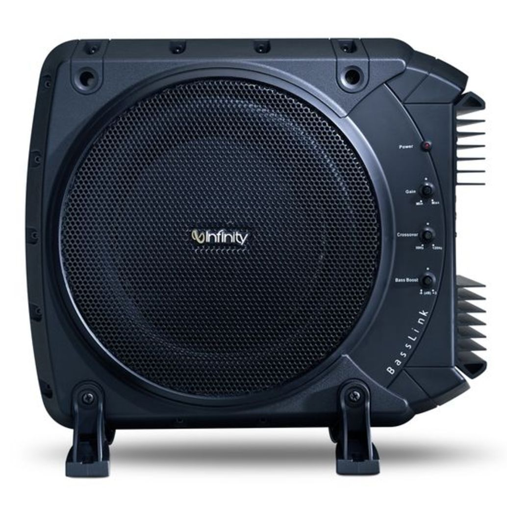 Infinity Basslink 200w Dual 10 Quot Powered Subwoofer