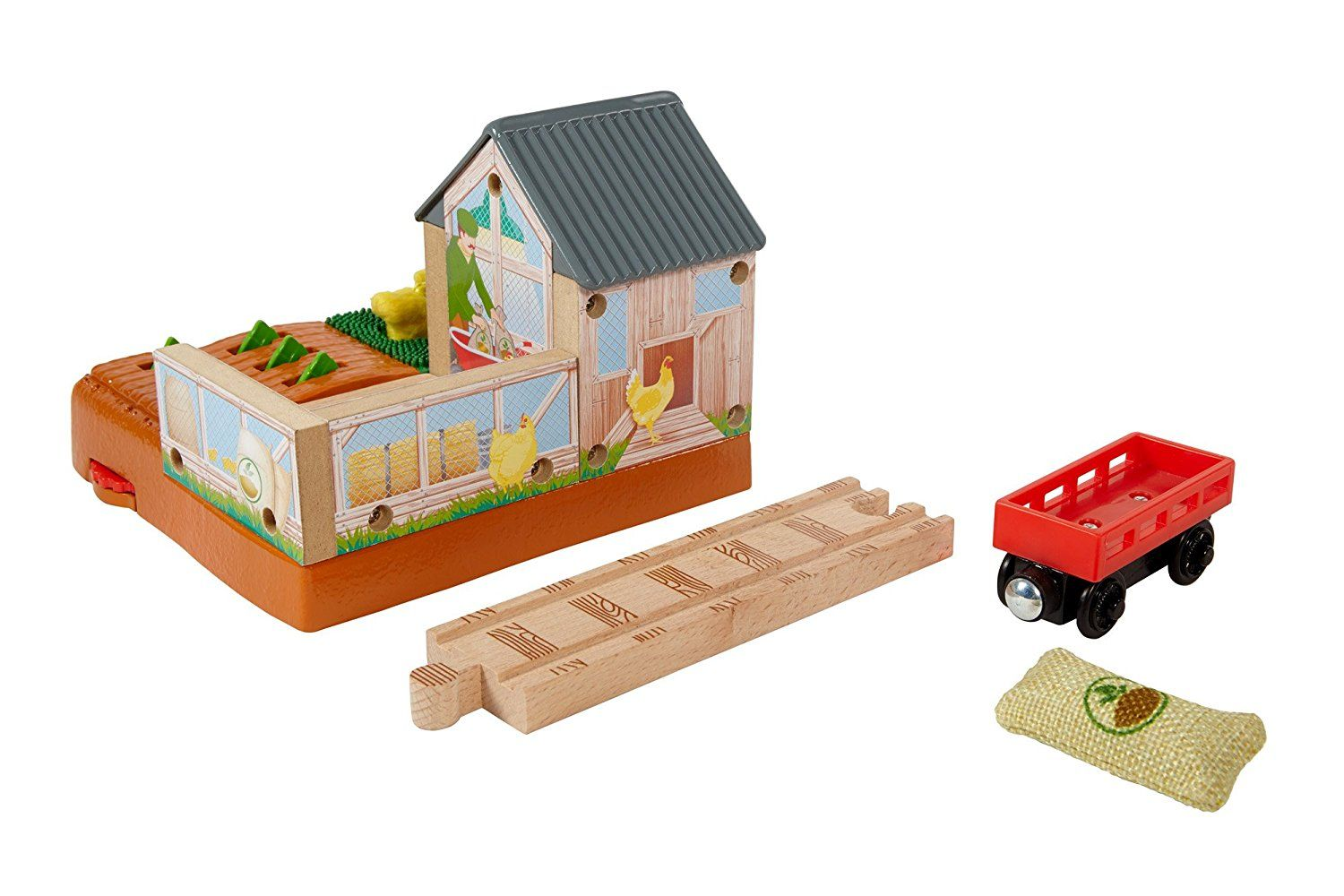 Fisher-Price McColl's Farm Chicken Coop  $19 at Amazon online deal