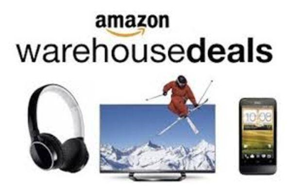 Amazon warehouse deals item condition