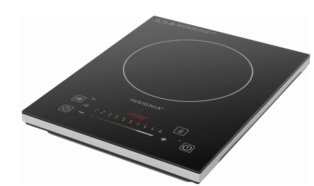 Insignia 11 4 Quot Induction Cooktop At Ebay Ben S Bargains