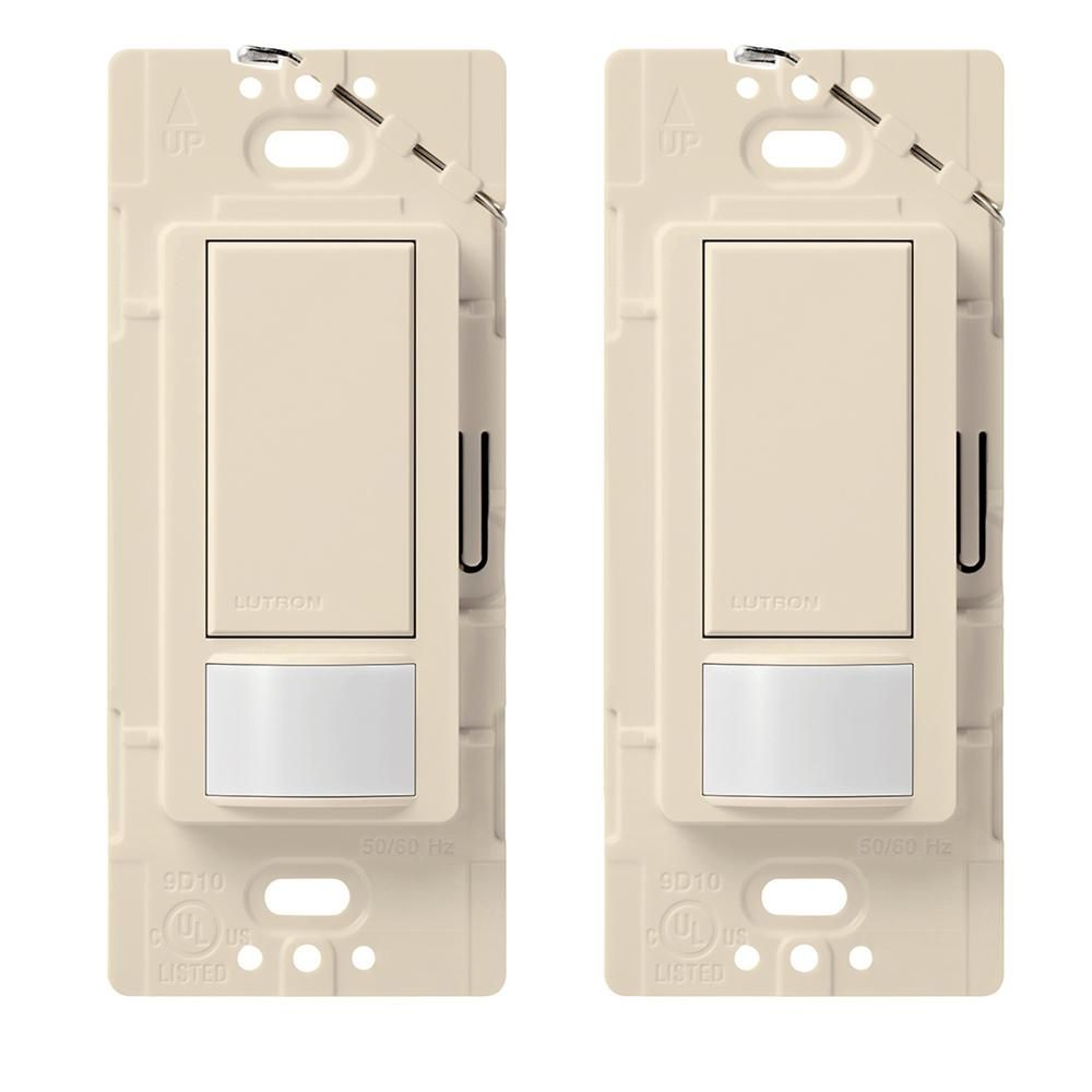 Up to 25% off Lutron Dimmers and Switches  at Home Depot online deal