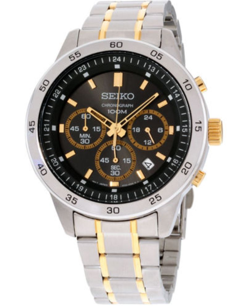 Up to 70% off Seiko Watches + FS  at eBay online deal