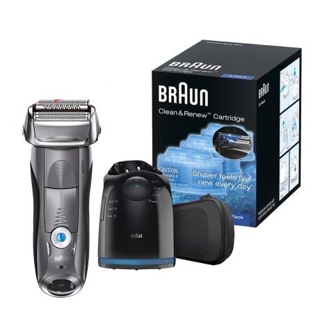 Braun Series 7 7865cc Wet Amp Dry Electric Shaver