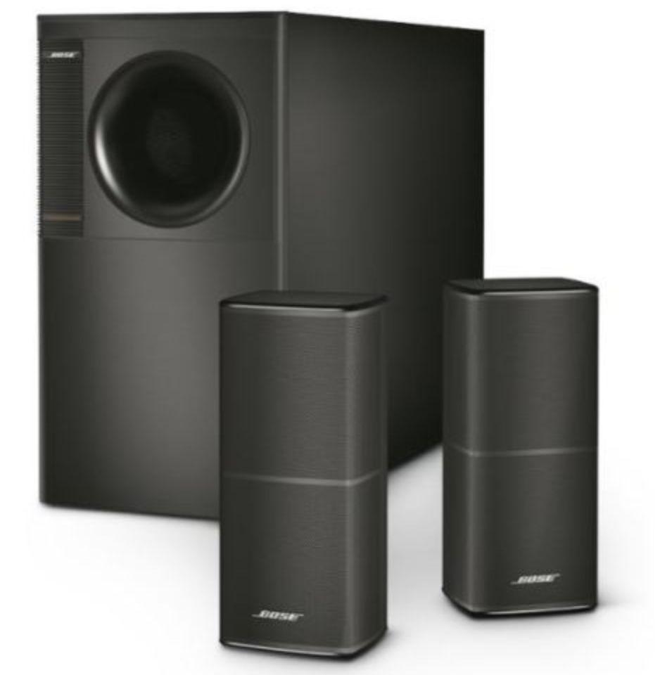 Bose Car Sound System Ebay: Bose Acoustimass 5 Series V Stereo Speaker System (Refurb
