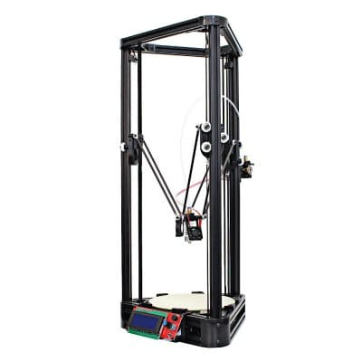 Anycubic Kossel Upgraded Pulley Version 3D Printer  $179 at GearBest online deal