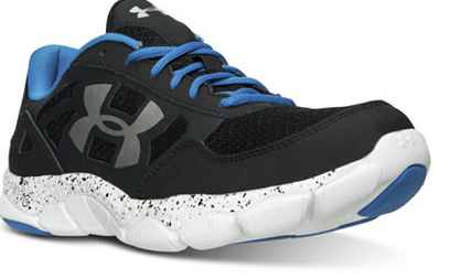 Under Armour Micro G Engage Men's Running Shoes  $44 at Macys online deal