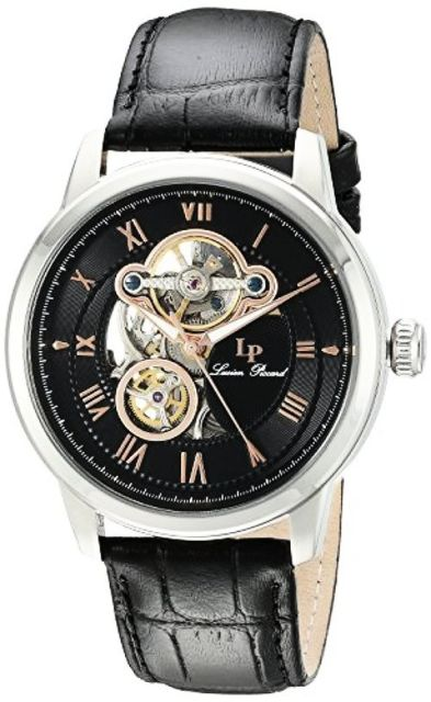 Lucien Piccard Optima Automatic Men's Watch  $90 at Jomashop online deal