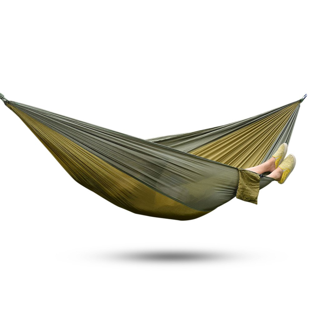 2-Person Nylon Hammock  $10 at Gamiss online deal