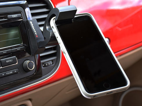 Gravity X Smartphone Car Mount  $22 at StackSocial online deal