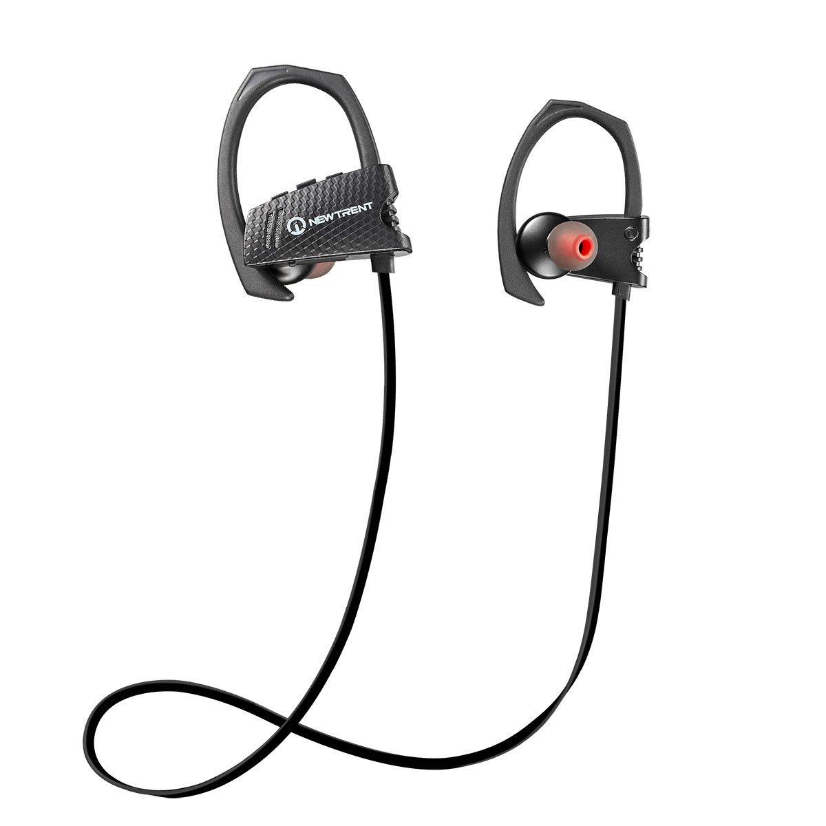 New Trent Bluetooth 4.1 In-Ear Sport Earphones  $5.99 at Amazon online deal