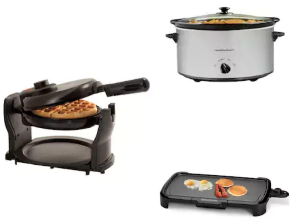 Kohls Three Small Kitchen Appliances