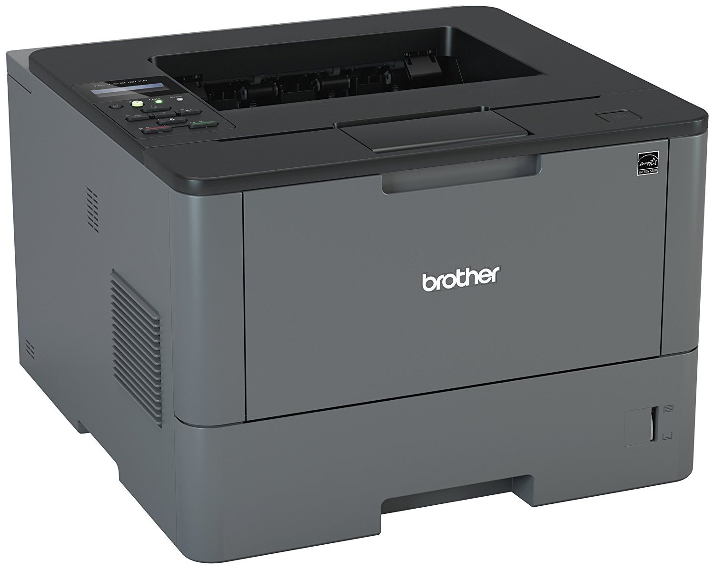 Brother HLL5200DW Wireless Duplex Laser Printer  $141 at Amazon online deal