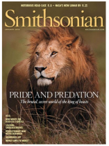 One-Year Subscription to Smithsonian Magazine