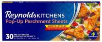 30-Count Reynolds Pop-Up Parchment Paper Sheets