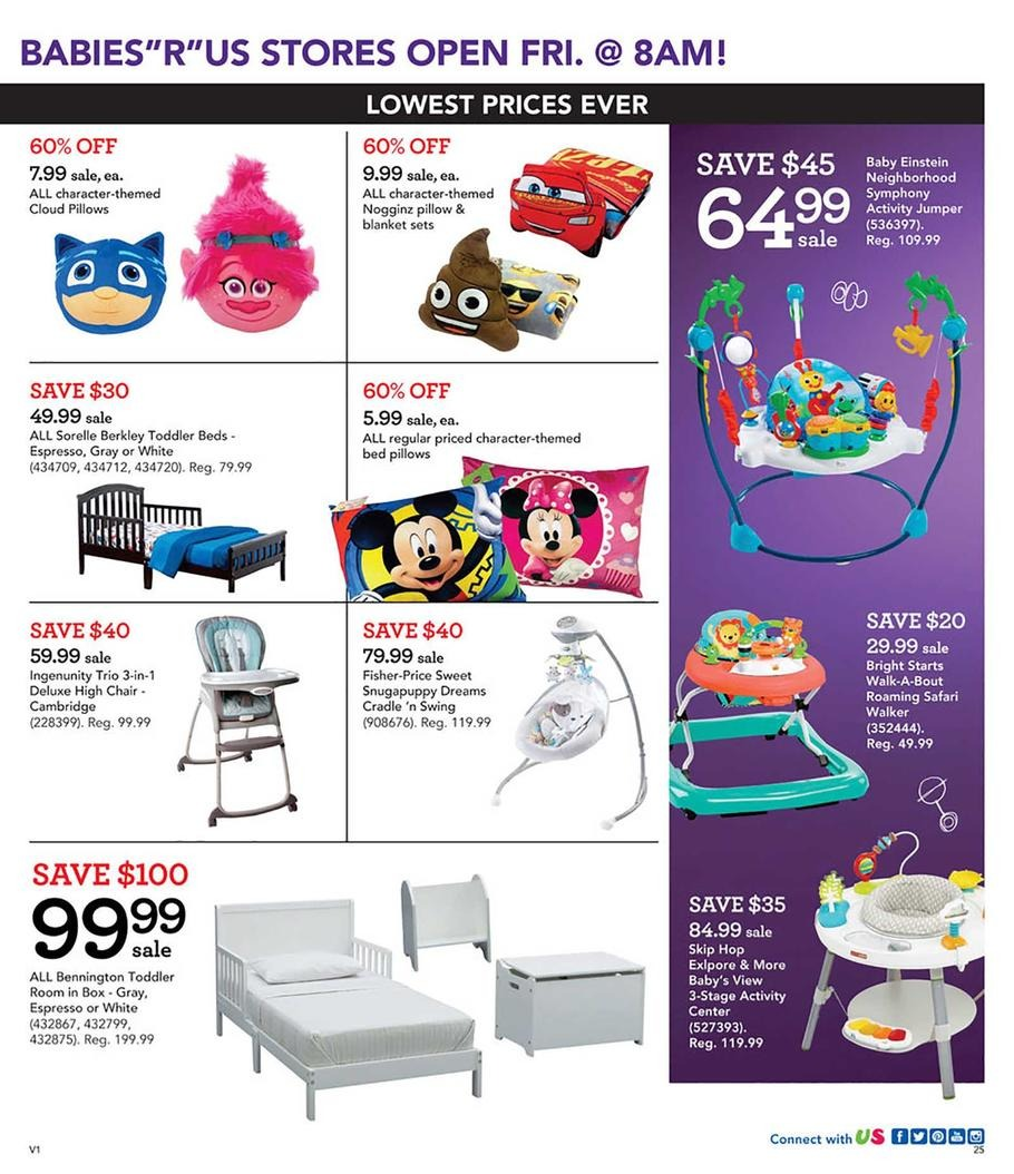 Baby Toys / Baby Furniture