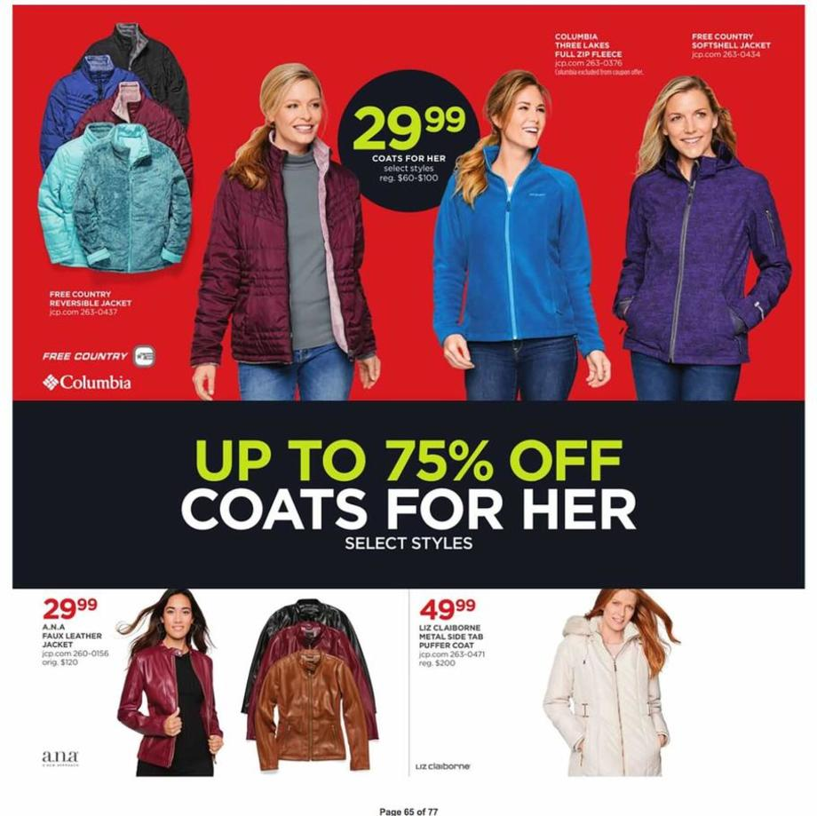 4270ed79085b Black Friday - JCPenney Deals