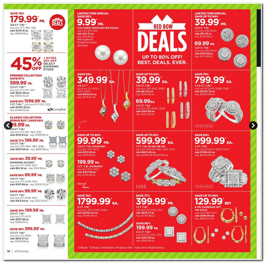 Black Friday Jcpenney Deals
