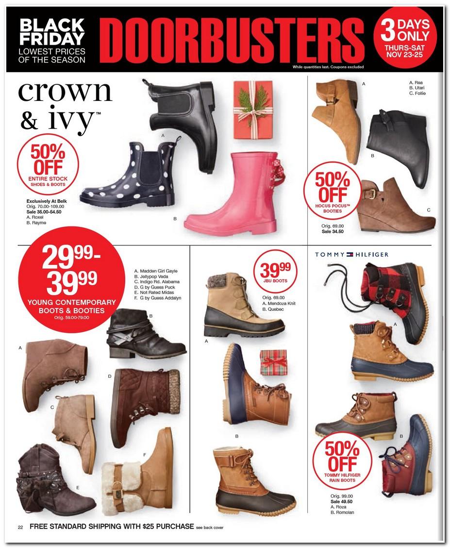 Rain / Work Boots