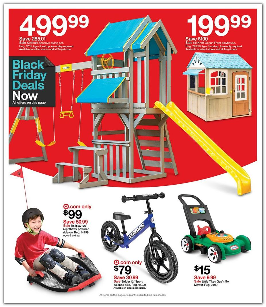 Outdoor Playhouse / Bike / Ride-on