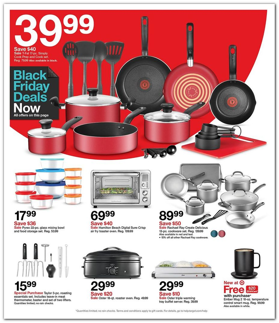 Cookware / Small Appliances