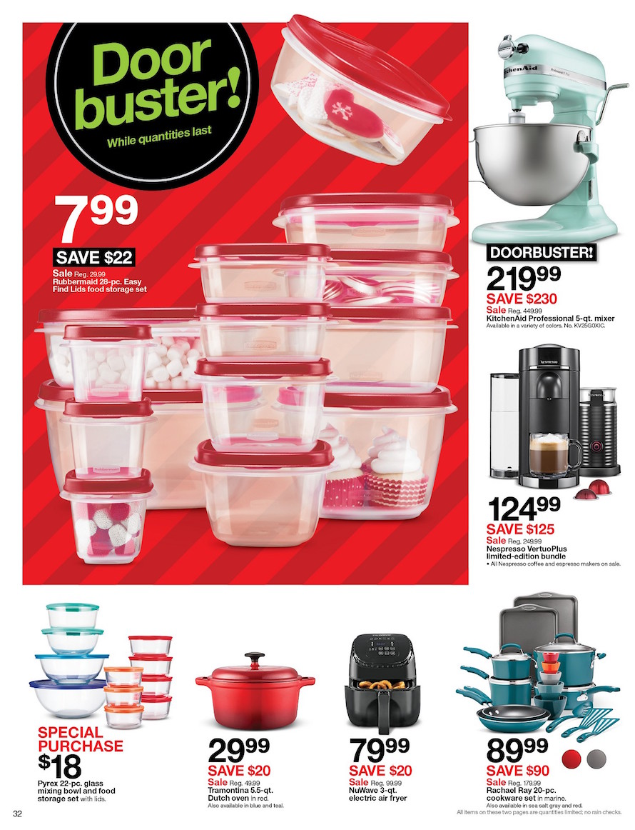 Tupperware / Small Appliances