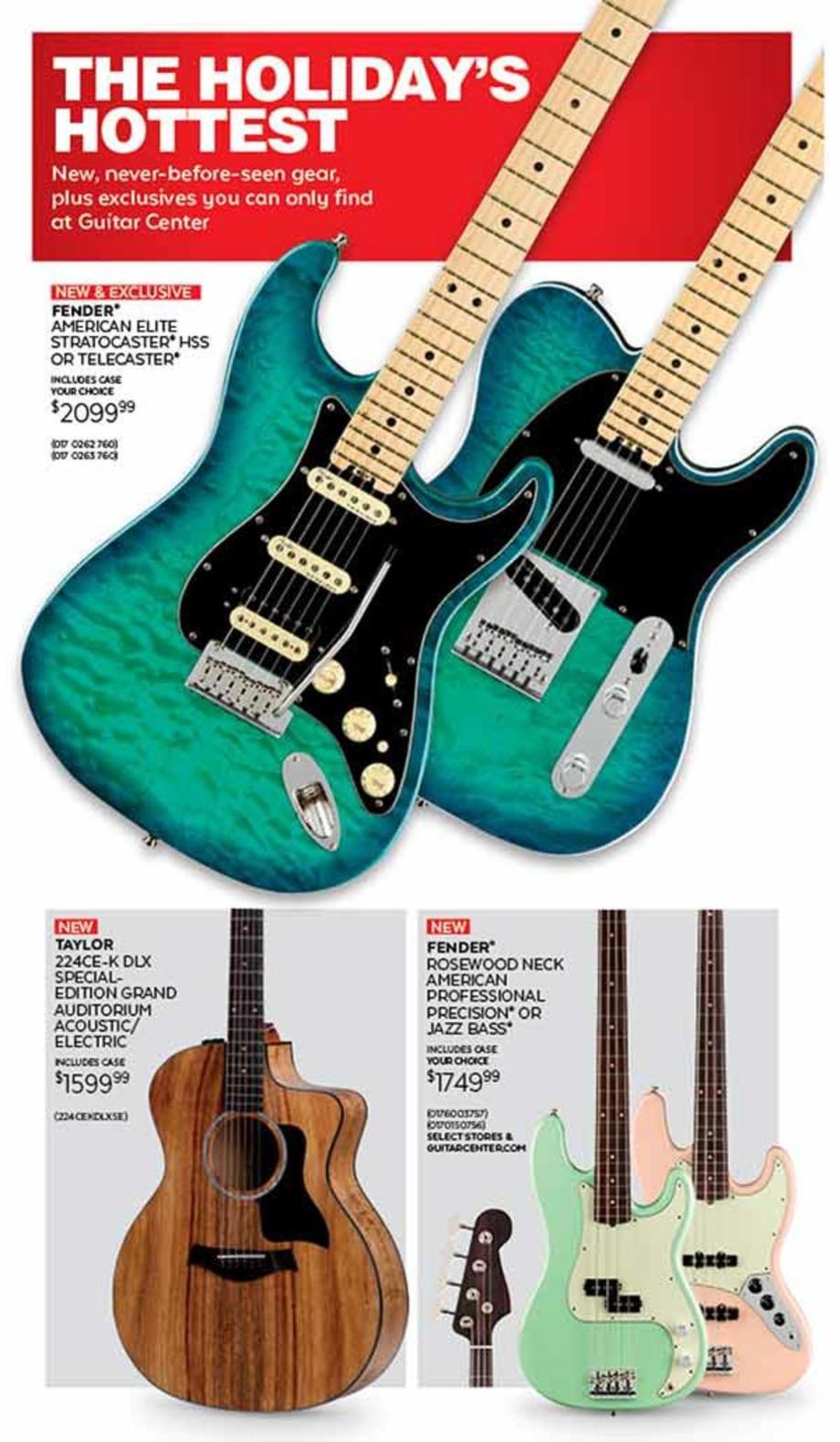 black friday guitar center deals. Black Bedroom Furniture Sets. Home Design Ideas