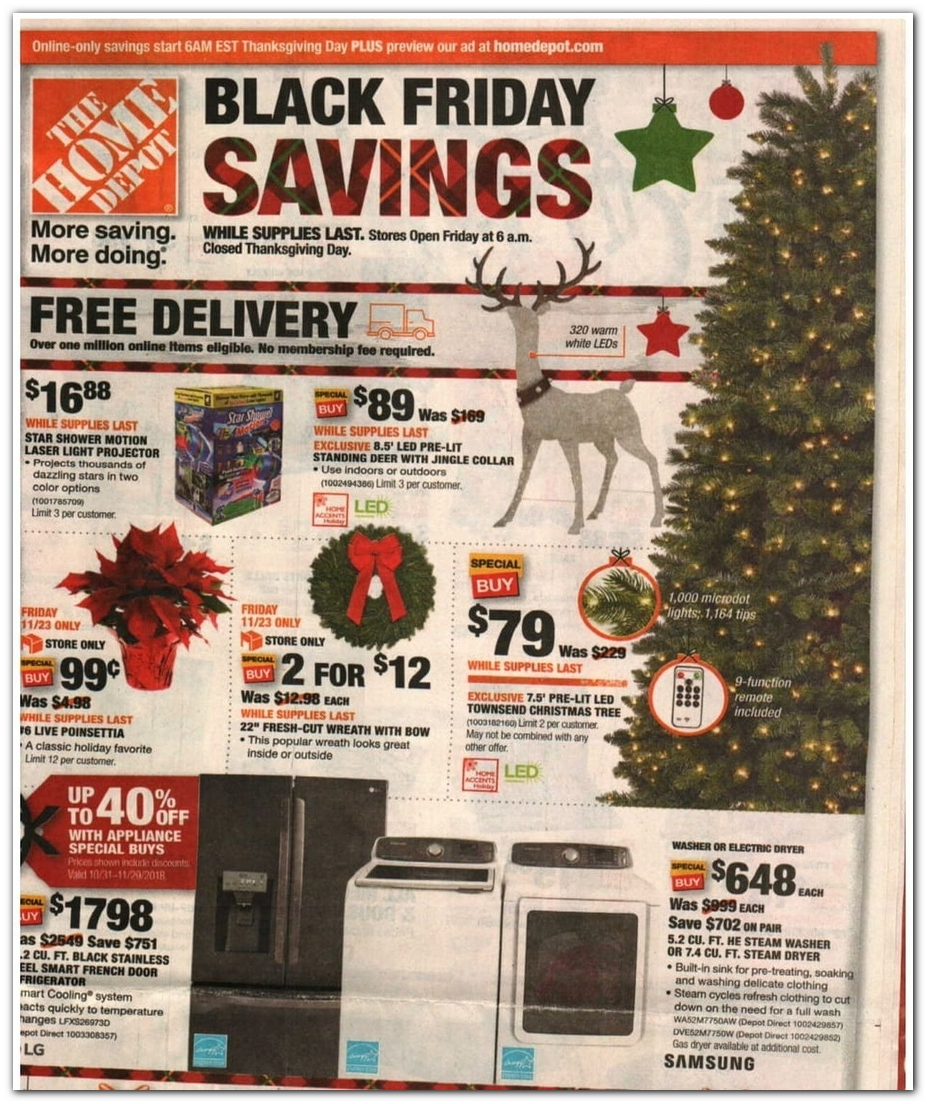 Holiday Decorations / Appliances