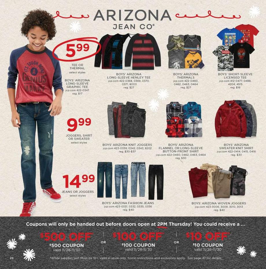 Arizona Jean Kids Clothing