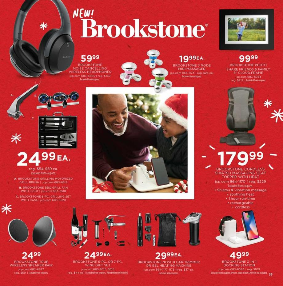 Brookstone Gear