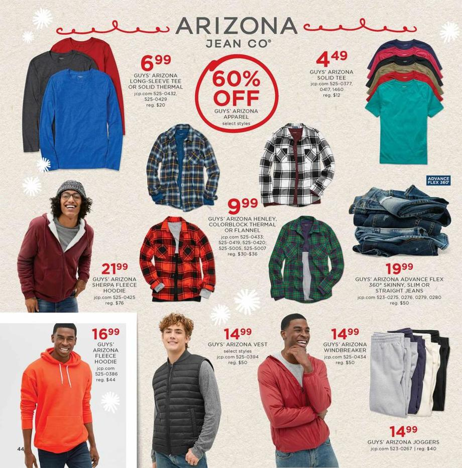 Arizona Jean Men's Clothing