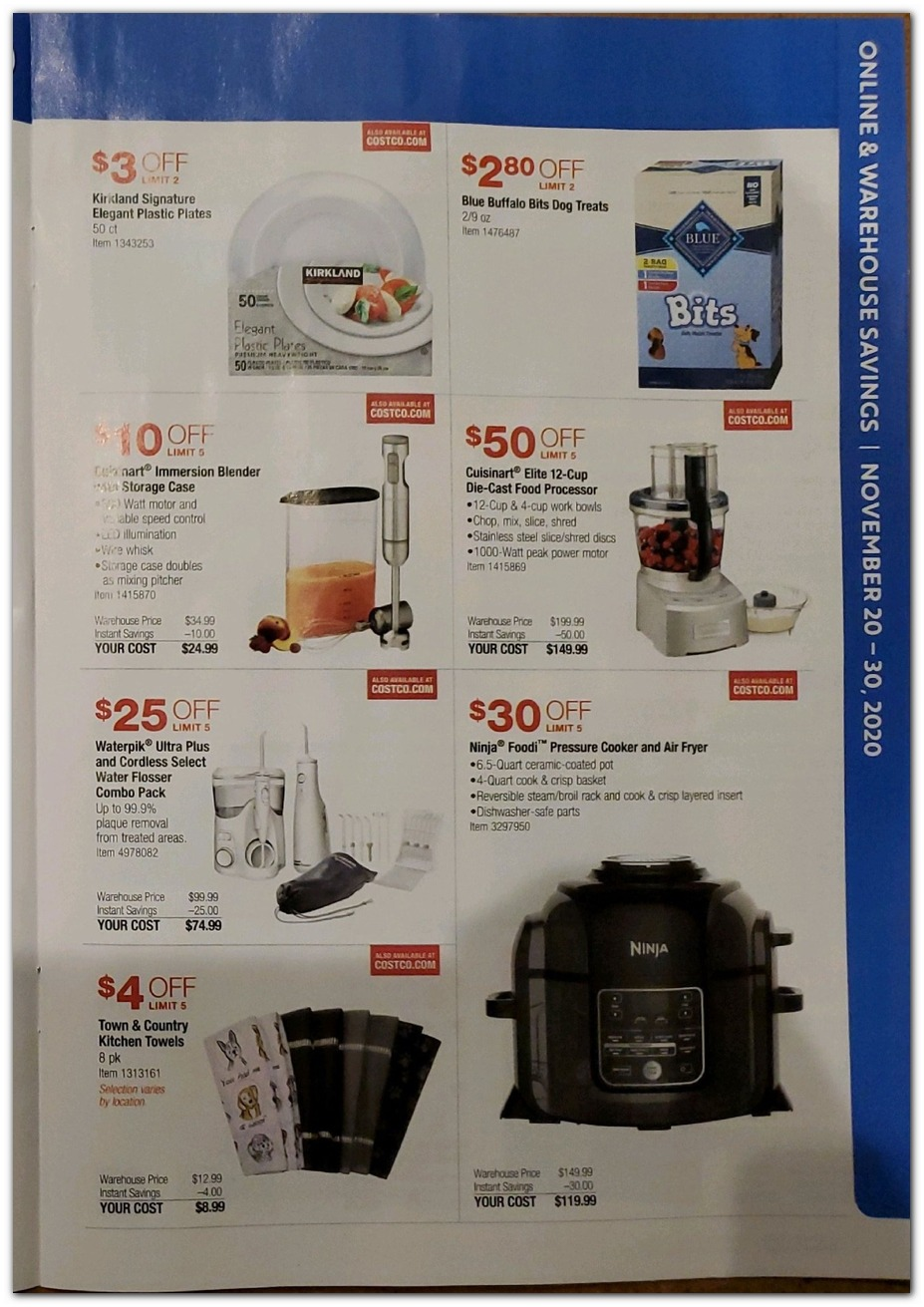 Nov 20 Sale - Small Appliances