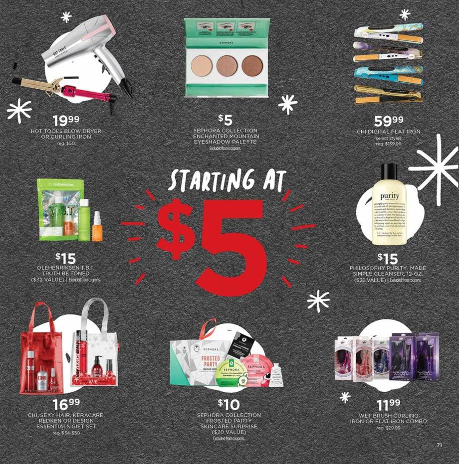 Starting at $5 Gift Ideas