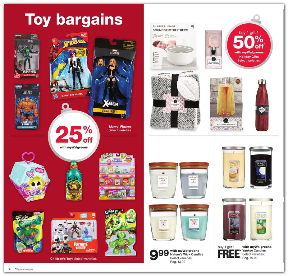 Toy Bargains / Candles