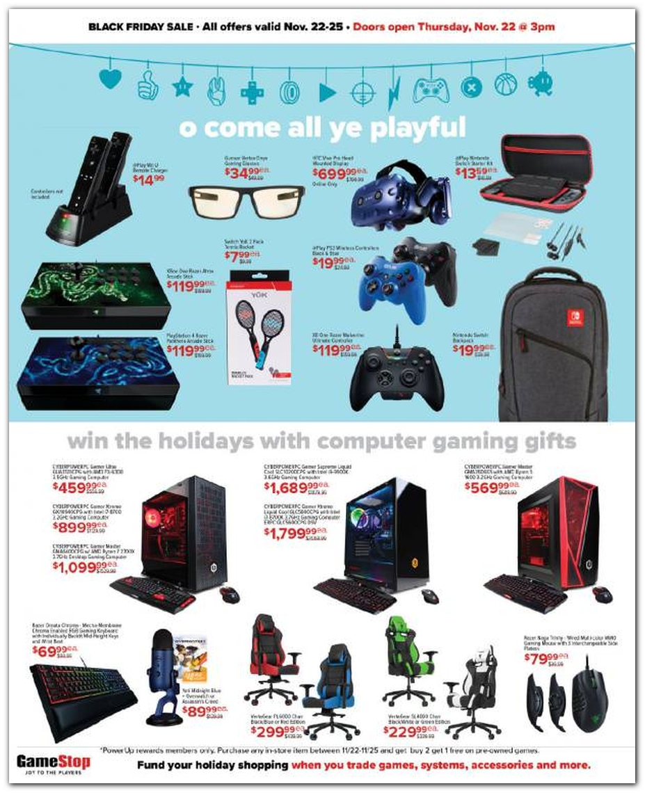 Gaming Chairs / Skins / controllers