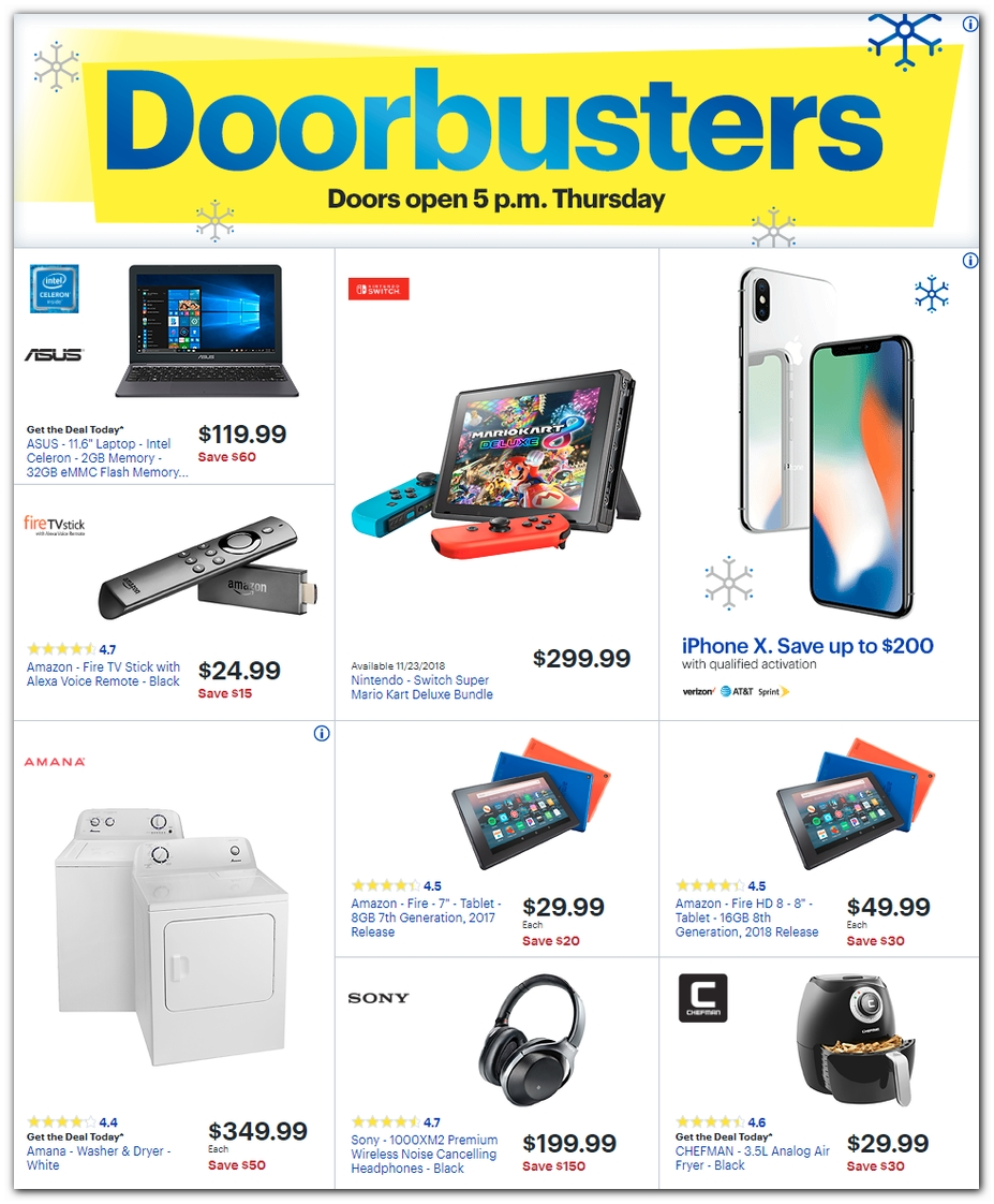 Thursday Doorbusters Page 3