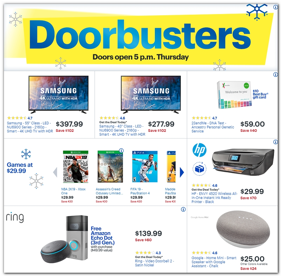 Thursday Doorbusters Page 4