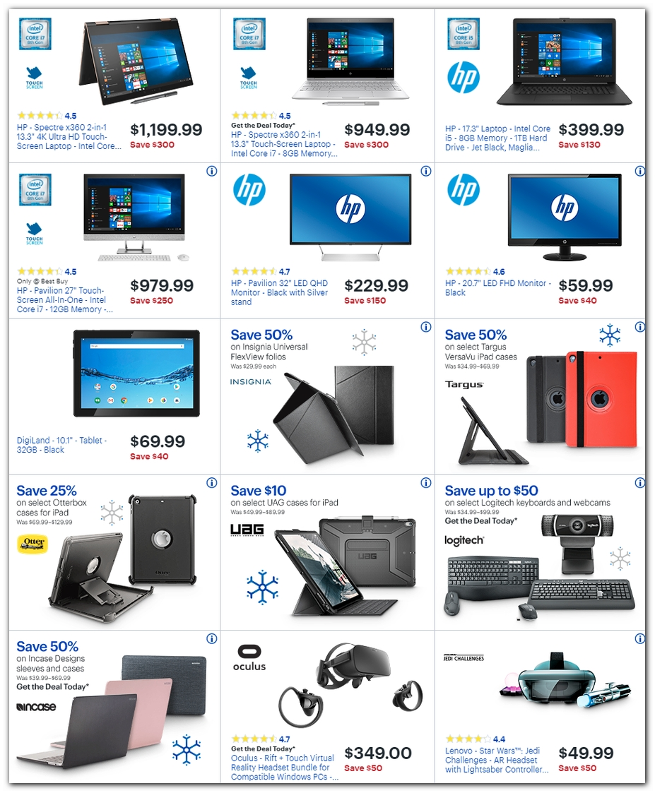 Laptops / Tablet / Cases